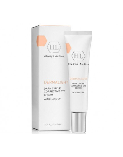 DERMALIGHT Dark Circle Corrective Eye Cream make-up  (корректирующий крем с тоном)