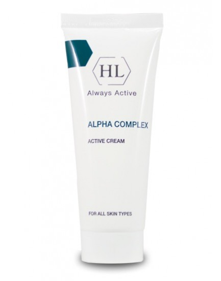ALPHA COMPLEX ACTIVE CREAM (активный крем)